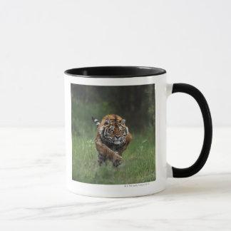 Wet Siberian Tiger Charging Mug