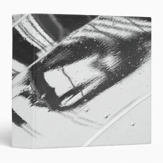 Wet surface vinyl binder