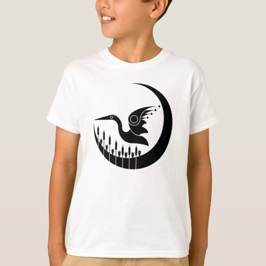 Wetlands Bird T-Shirt