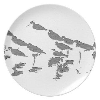 Wetlands Birds Wildlife Animals Photography Dinner Plates