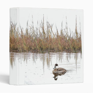 Wetlands Habitat Ruddy Ducks Avery Binder