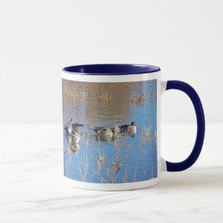 Wetlands Pintail Ducks Mug