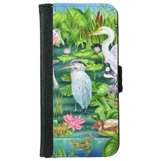 Wetlands Wonders iPhone 6 Wallet Case