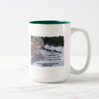 Wetta Blonde Coffee Mug