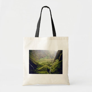 Wettest Spot On Earth (365 Days Of Rain) - Kauai Tote Bag