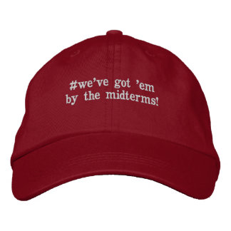 #we've got em by the midterms! Hat