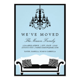 We've Moved Announcement