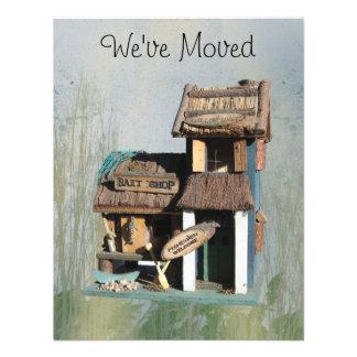 We've Moved Invitation