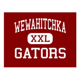 Wewahitchka - Gators - Senior - Wewahitchka Postcard