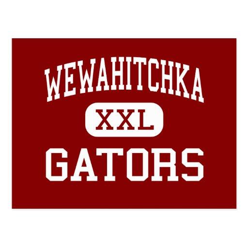 Wewahitchka - Gators - Senior - Wewahitchka Post Cards