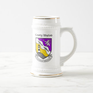 Wexford Beer Stein