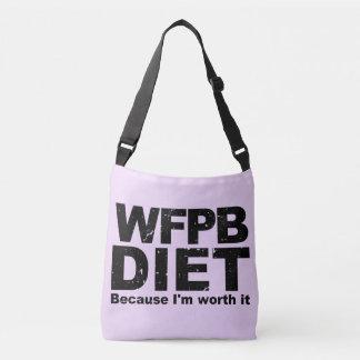 WFPB I'm Worth It (blk) Crossbody Bag