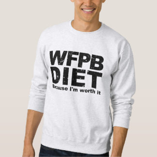 WFPB I'm Worth It (blk) Sweatshirt