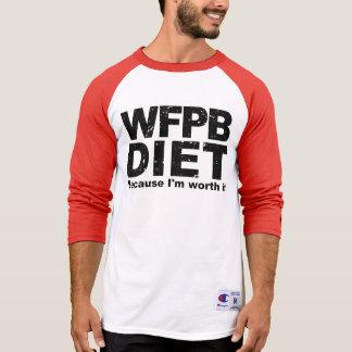 WFPB I'm Worth It (blk) T-Shirt