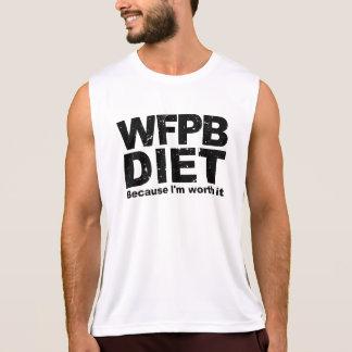 WFPB I'm Worth It (blk) Tank Top