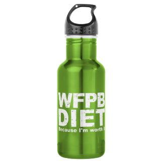 WFPB I'm Worth It (wht) 532 Ml Water Bottle
