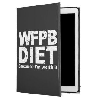 "WFPB I'm Worth It (wht) iPad Pro 12.9"" Case"