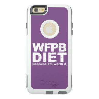WFPB I'm Worth It (wht) OtterBox iPhone 6/6s Plus Case