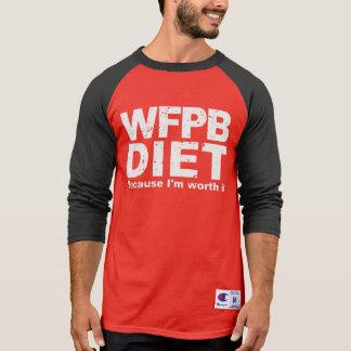 WFPB I'm Worth It (wht) T-Shirt