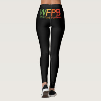 WFPB logo - leggings