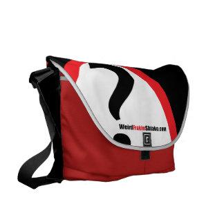 WFS Logo - Large Messenger Bag