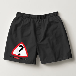 WFS Logo - Men's Cotton Boxers