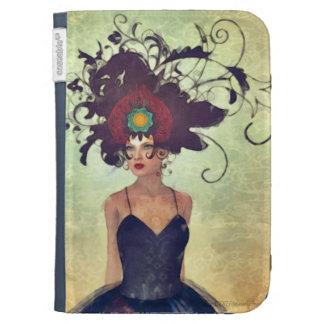 WH 002 Gothic Art Kindle Case 3rd Gen