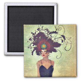 WH 002 Gothic Art Magnet