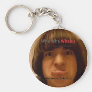 Wha Wha Whahu Keychain