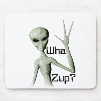 Wha Zup? Mouse Pad