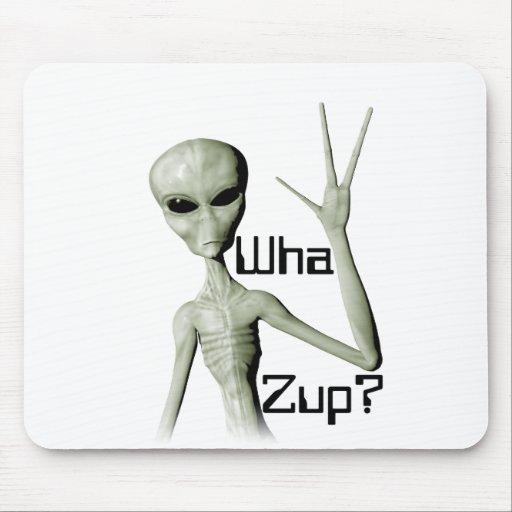 Wha Zup? Mousepad