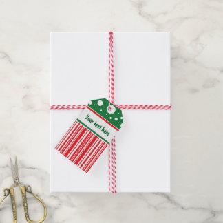 Whacky Christmas Gift Tags