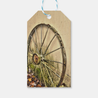 Whagon Wheel Pack Of Gift Tags