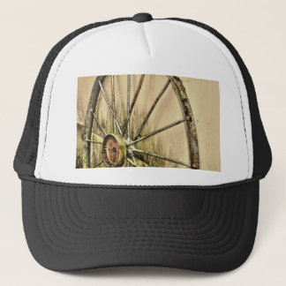 Whagon Wheel Trucker Hat