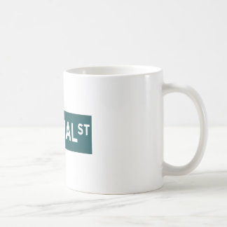 Whal Street Coffee Mug