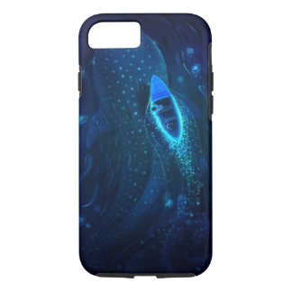 Whale and Boat iPhone 8/7 Case