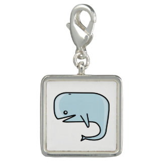 Whale Charms