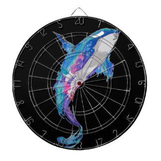 whale dartboard