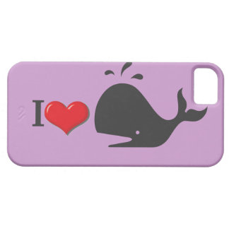 Whale Design iPhone 5 Case