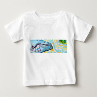 Whale Dream Baby T-Shirt