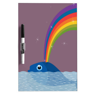 Whale Dry Erase Board