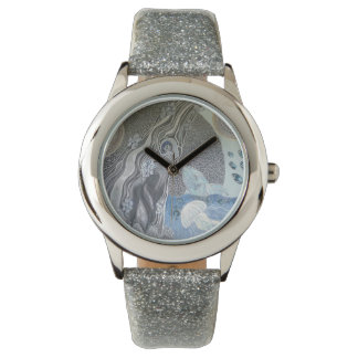 Whale grey wristwatches