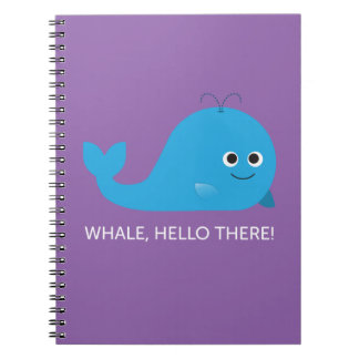 Whale, Hello There! Notebook