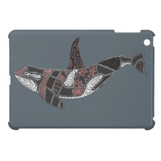 Whale iPad Mini Case