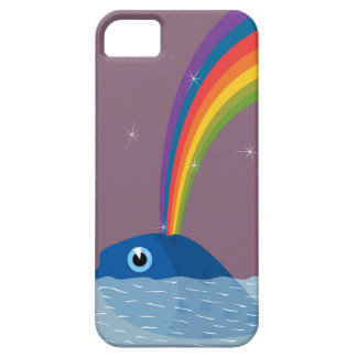Whale iPhone 5 Cover