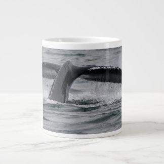 whale large coffee mug