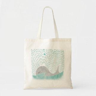 Whale Love Bags