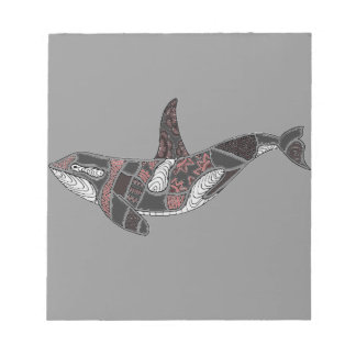 Whale Notepad