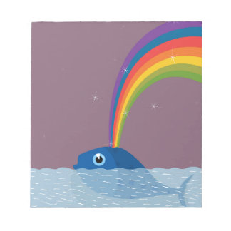 Whale Notepads