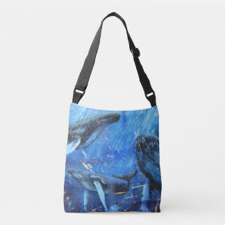 Whale/Octopus Bag